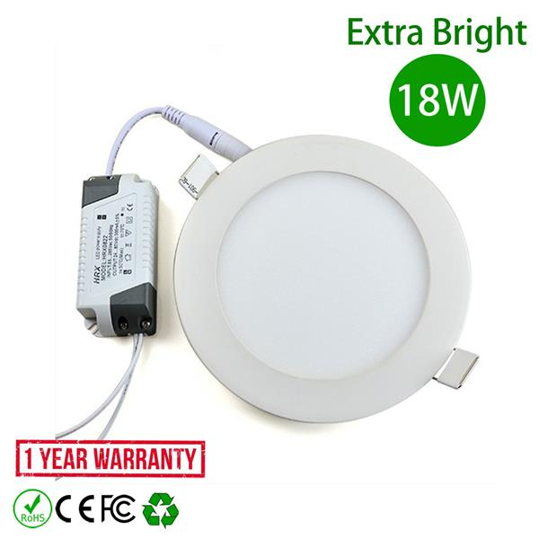 """new style 2f80b 5ada9 8"""" 18W LED Downlight for Plaster Ceiling Wholesale Round 30pcs"""