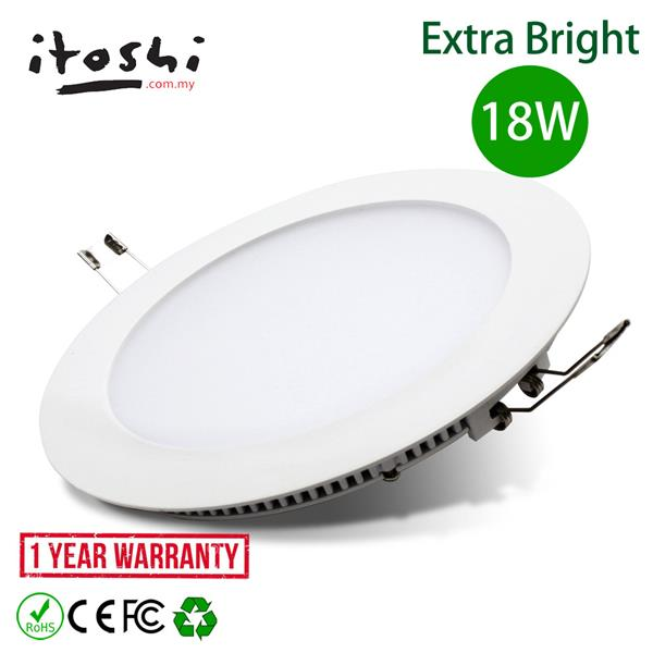 "new style 2f80b 5ada9 8"" 18W LED Downlight for Plaster Ceiling Wholesale Round 30pcs"
