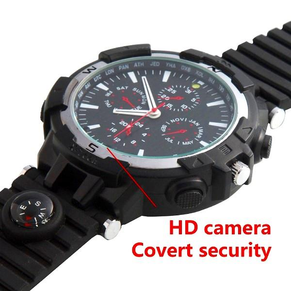 8-32GB Wide Angle WIFI Watch Camera (WCH-27A).