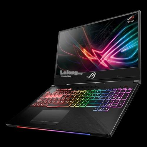 [8/4] Asus ROG Strix Hero II Edition GL504GV-ES044T Gaming Notebook