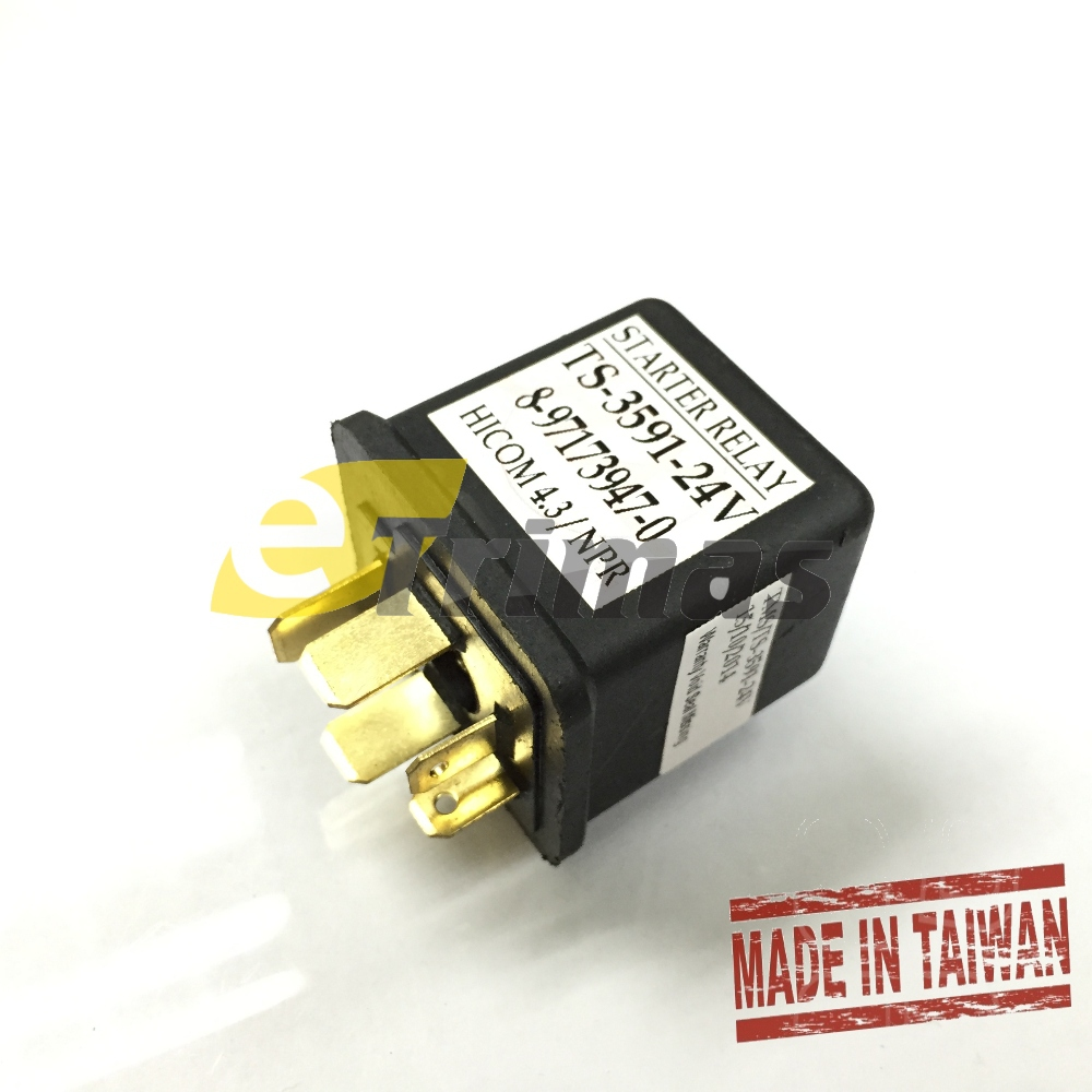 8-97036-359-1 Isuzu Hicom 4 3 Relay 24V