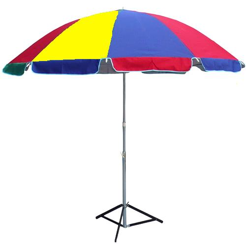 8 Feet Adjule Working Umbrella Tent Canopy Shelf With Stand