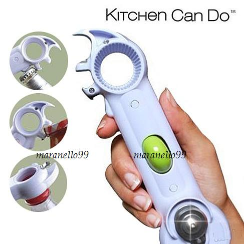 8 Functions in 1 Tool. Kitchen CanDo Ultimate Tool for your Every Need