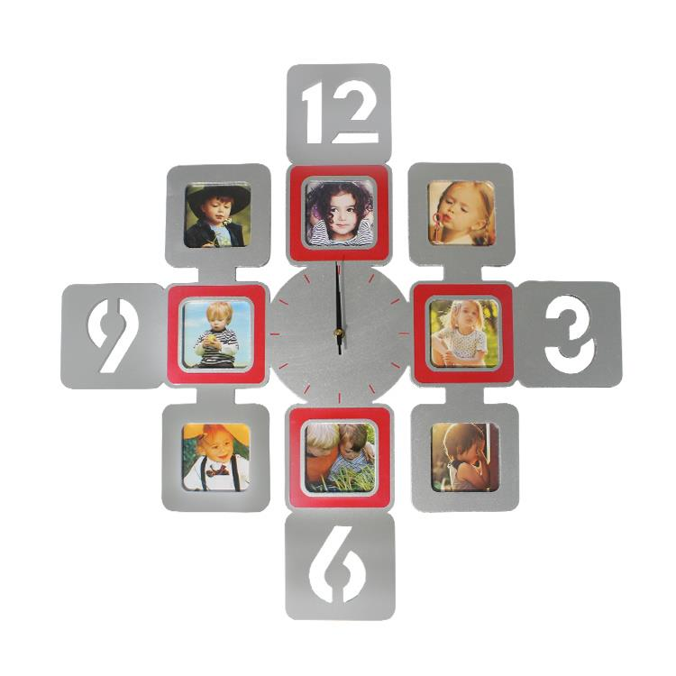 8 Slot Fashion Wall Clock Decorative End 222020 515 Pm