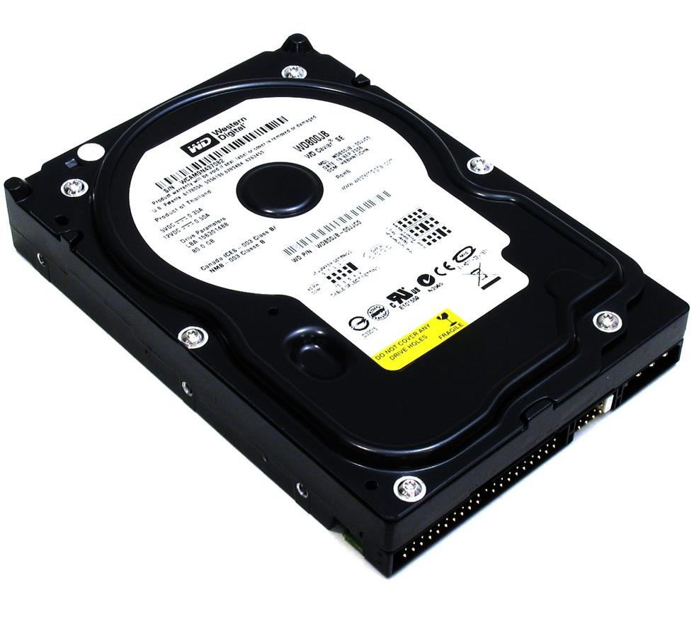 Compaq 321 Notebook Western Digital HDD Driver