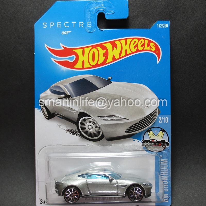Hot Wheels Aston Martin