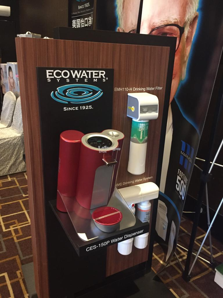 830VC USA Ecowater Water Purifier Filter Drink Straight Home kitchen