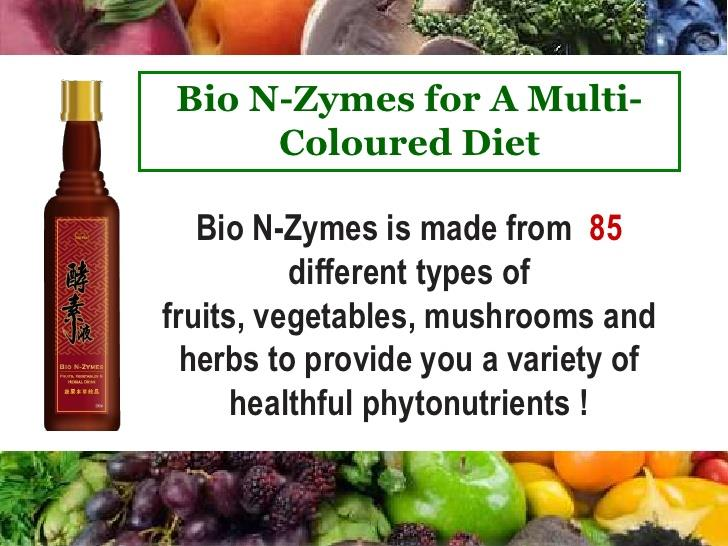 85 (Fruits, Vege, Herbs ) Enzymes 300ml (Amino+Mineral+Vitamin+Energy