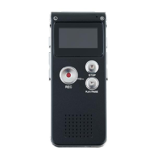 8GB CL-R30 650Hr Digital Voice Recorder Dictaphone with U Disk Functio