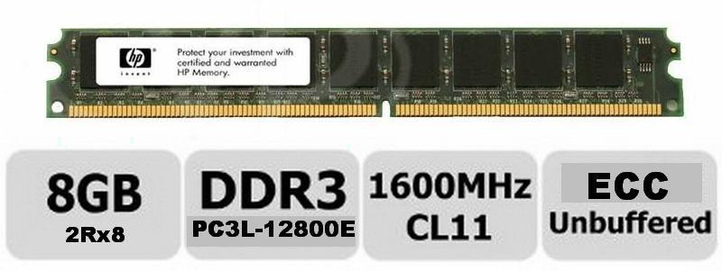 8GB RAM FOR HP Proliant DL120 ML110 G6 G7 (NEW)