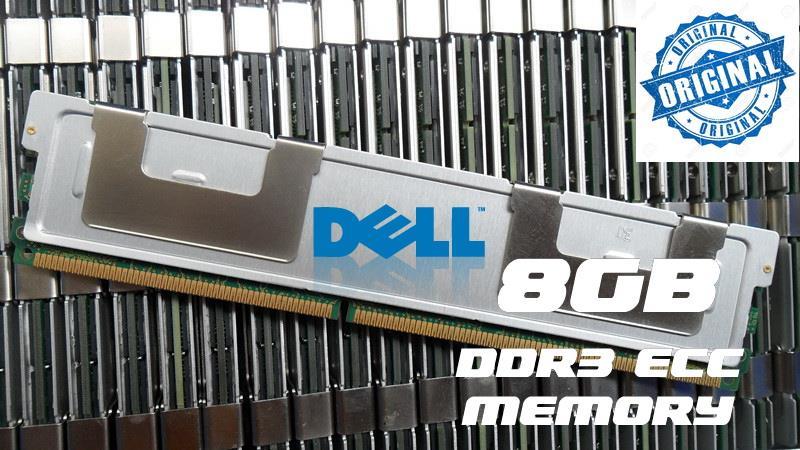 (NEW) 8GB SERVER RAM DELL R320/R420/R520/R620/R720/R820/R910