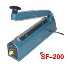 8in Impulse Sealer / Plastic Bag Sealer Machine SF-200