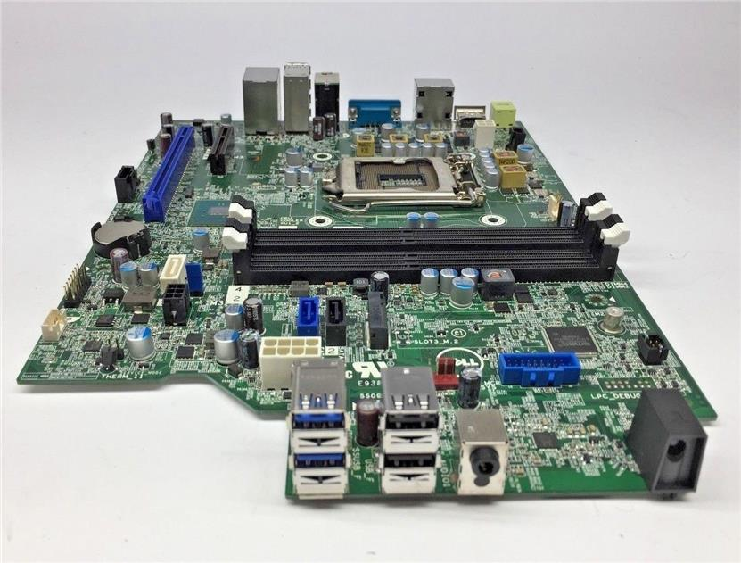 8K0X7 Dell Precision T3420 i5 Intel Desktop Motherboard LGA1151/Socket