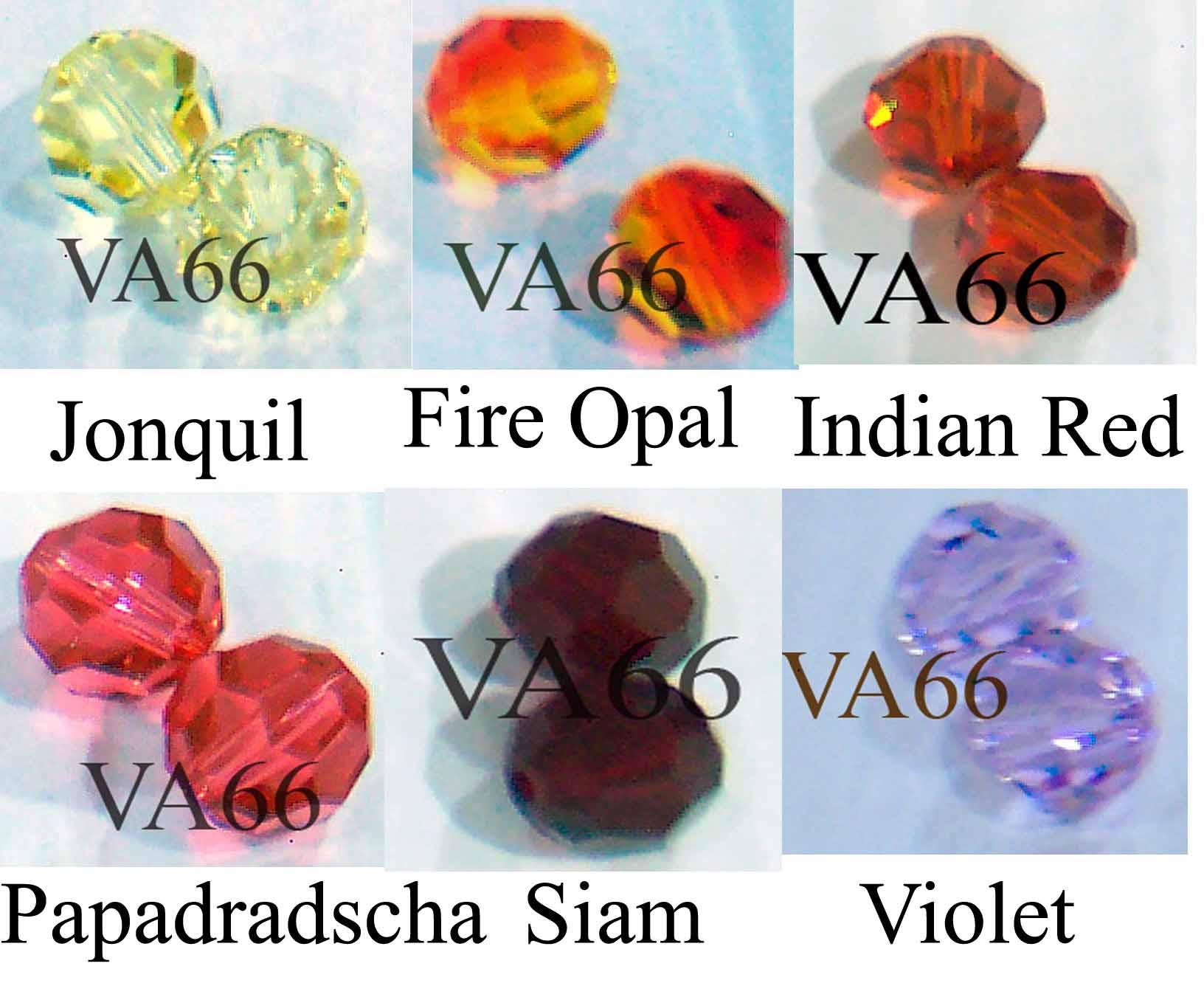 84bf3f745 8mm 5000 Swarovski Crystal Round Beads 12p Choose Colours. ‹ ›