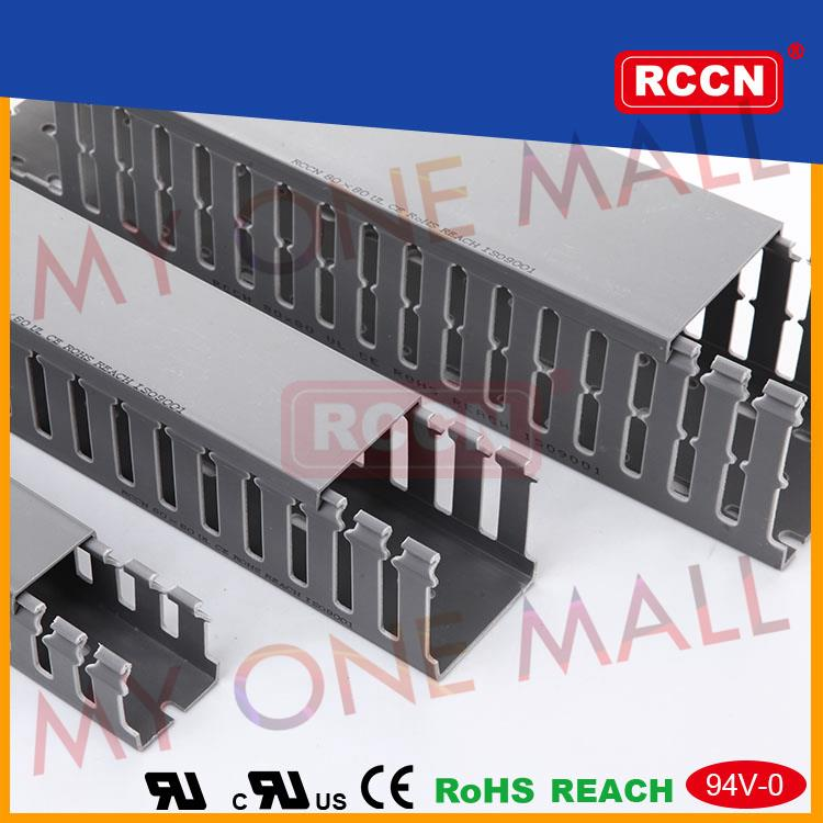 8mm open slot wiring duct grey pvc t end 11 6 2018 2 50 pm rh lelong com my open slot wiring raceway duct open slot wiring raceway duct