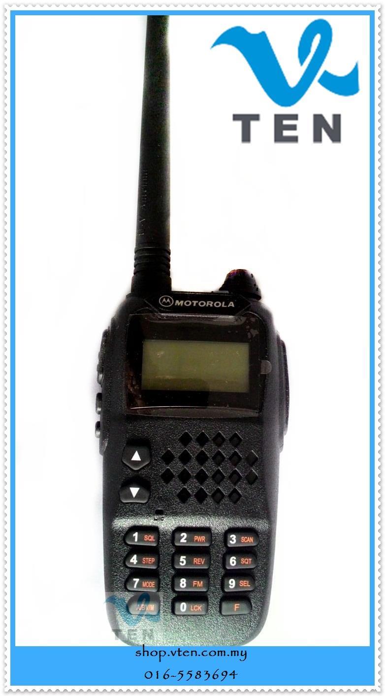 8W MOTOROLA UV-K8 UHF/VHF Dual Band Walkie Talkie Two Way Radio