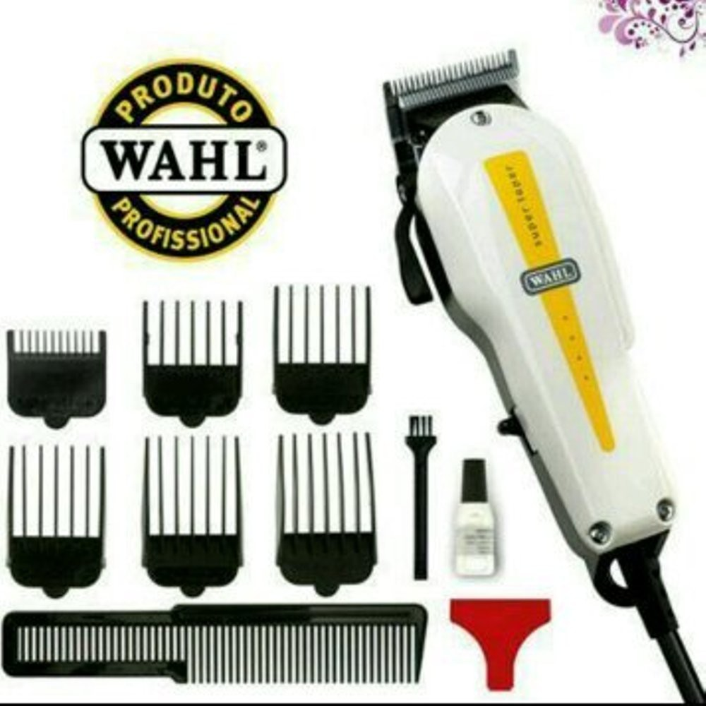 9 In 1 Wahl Super Taper Electrical Powerful Hair Clipper Trimmer Cutter  Shaver. ‹ › 998d177933