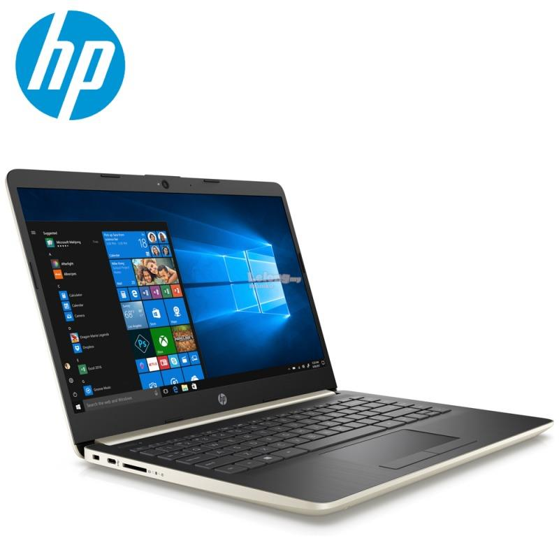 [9/12] HP Pavilion 14s-cf2002TX Notebook *Gold*