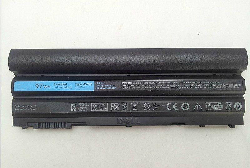 9 Cell Battery Dell T54FJ T54F3 KJ321 X57F1 NHXVW HCJWT M5Y0X