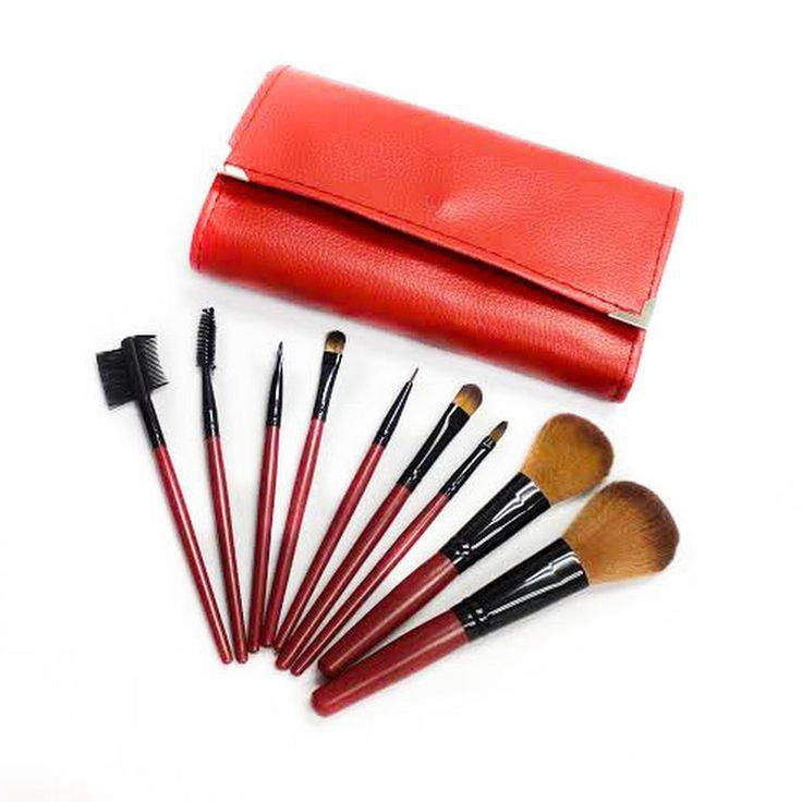 9 pcs Premium Make Up Brush set
