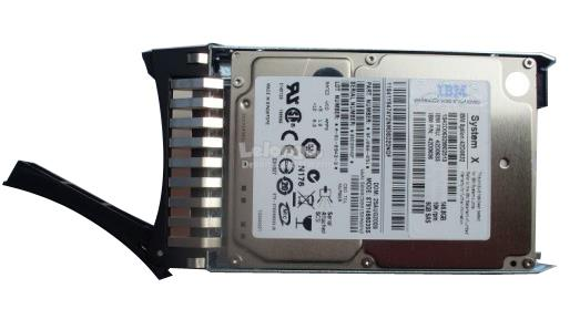 "90Y8954 500GB 7.2K RPM SAS 6GBPS 2.5"" SFF G2 HOT SWAP HARD DRIVE WIT"