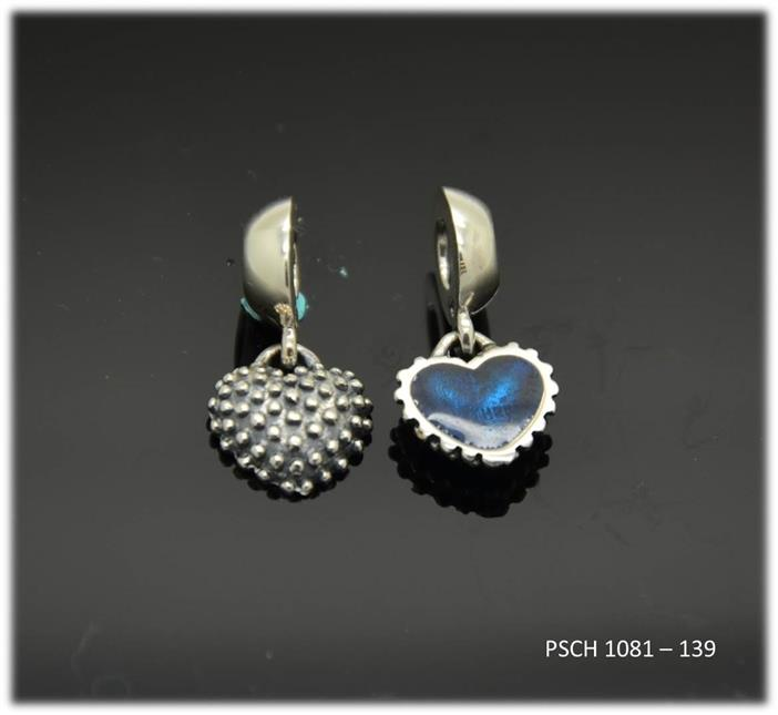 925 silver charm PSCH 1081