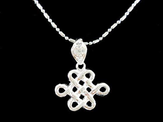 925 silver mystic knot pendant inf end 1102019 550 pm 925 silver mystic knot pendant infinity knot endless luck symbol mozeypictures Image collections
