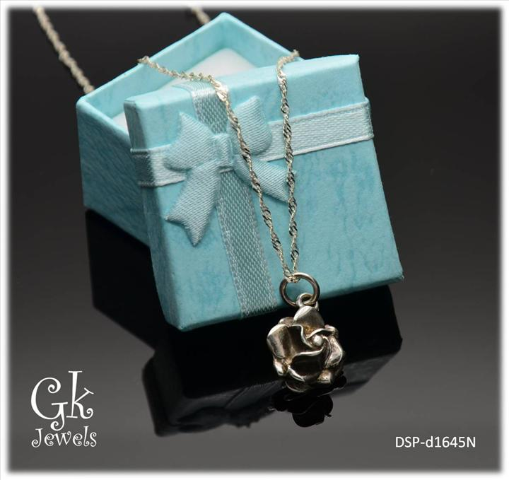 925 Silver Pendant DSP-d1645N