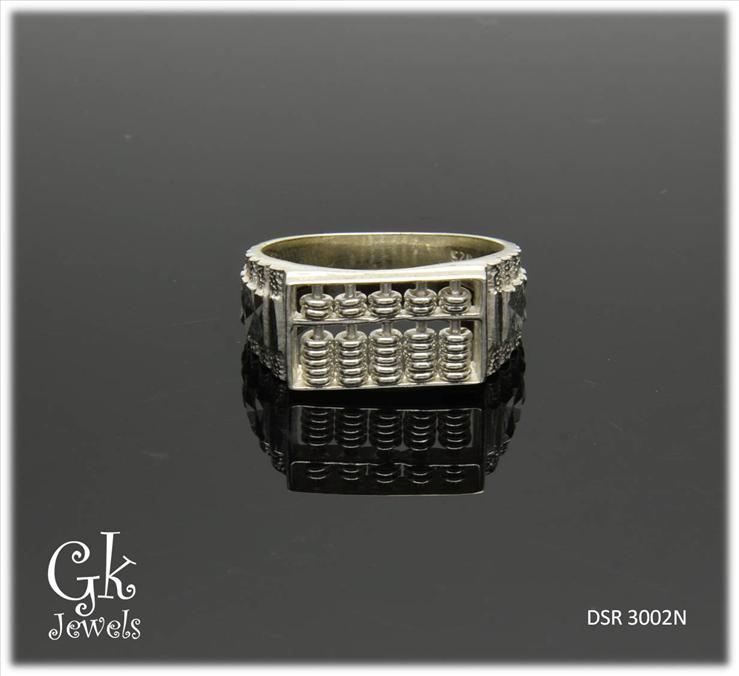 925 silver Ring DSR 3002N ( Abacus )