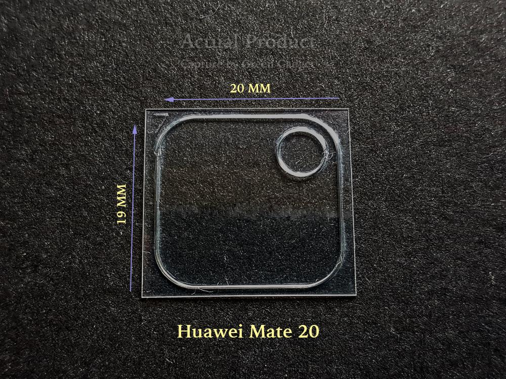 ⓶ⓟⓒⓢ Huawei Mate 20 Camera Protector 2.5D Flex..