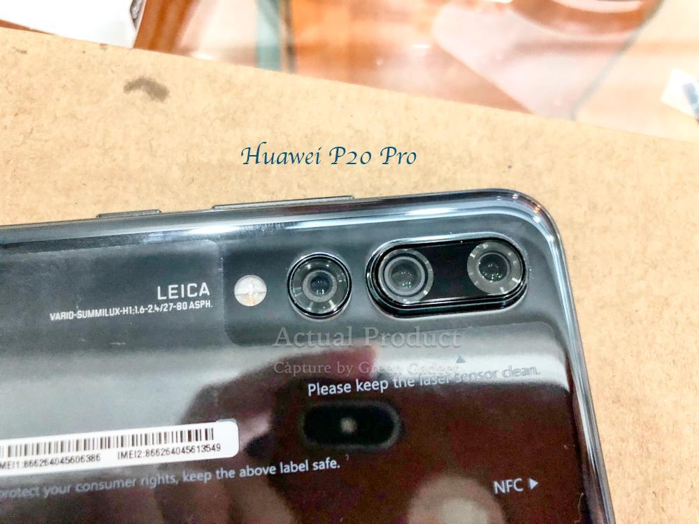 ⓶ⓢⓔⓣ Huawei P20 Pro Camera Protector 2 5D Flex