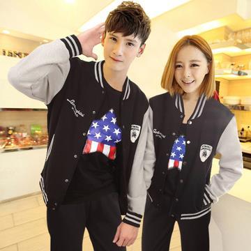 9550]Korean Baseball Uniform Couple (end 3/19/2016 2:15 PM)