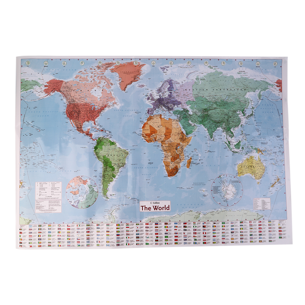 New 975 x 675 large world map eng end 11222018 910 pm new 975 x 675 large world map english french wall chart teaching pos gumiabroncs Gallery