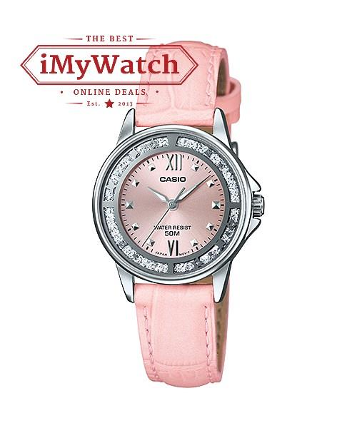 ★100% Genuine★ Casio LTP-1391L-4A Ladies Watches