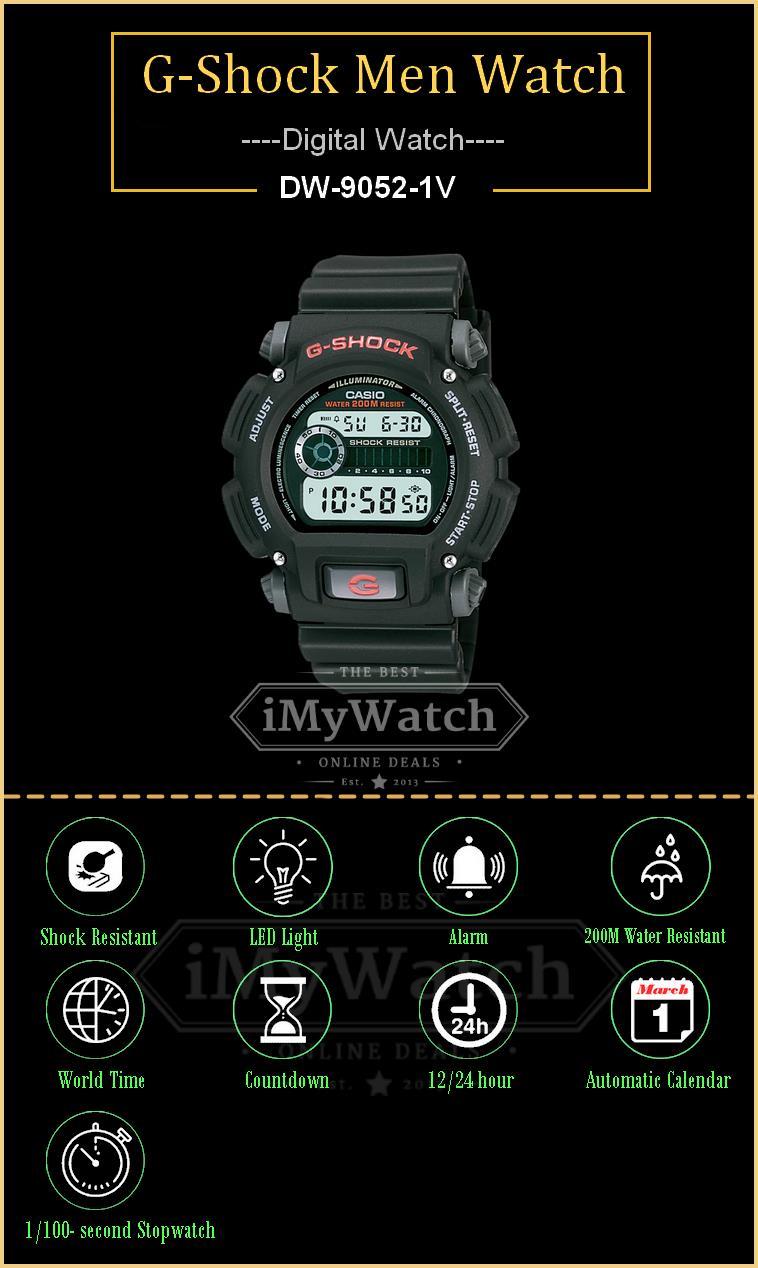 100 Genuine G Shock D End 6 26 2019 215 Pm Casio Dw 9052 1vdr 9733100 Genuine9733