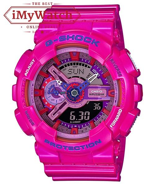 ★100% Genuine★ G Shock GA-110MC-4A Crazy Color Series