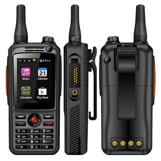 U0026#9733; Android Rugged Phone With Walkie Talkie Zello PTT ...