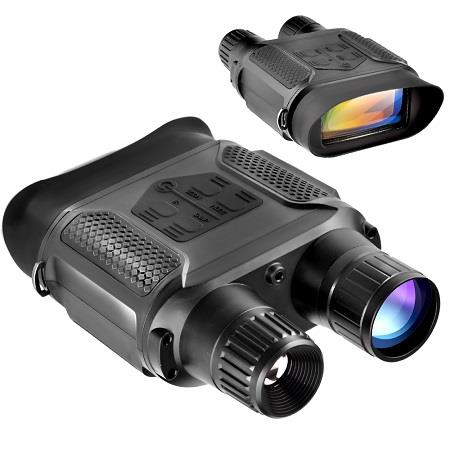 ★ Digital Night Vision Binoculars 7 x 31 (WP-IR217)