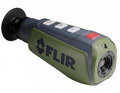 ★ FLIR Scout II 240 Thermal Imaging Monocular (WP-FL240)