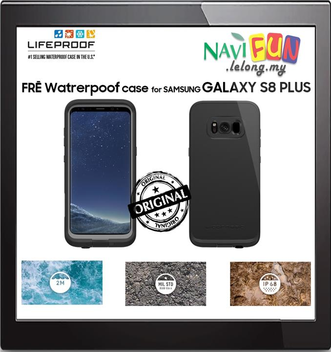 ★ LifeProof FRE Watrerproof case for Samsung GALAXY S8 Plus