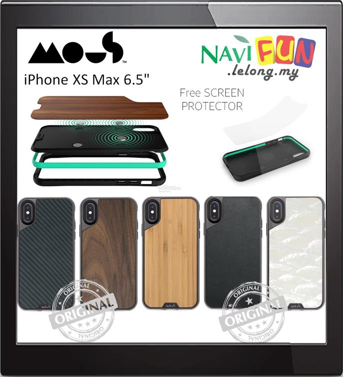 ★ MOUS IPHONE XS MAX LIMITLESS 2.0 Case