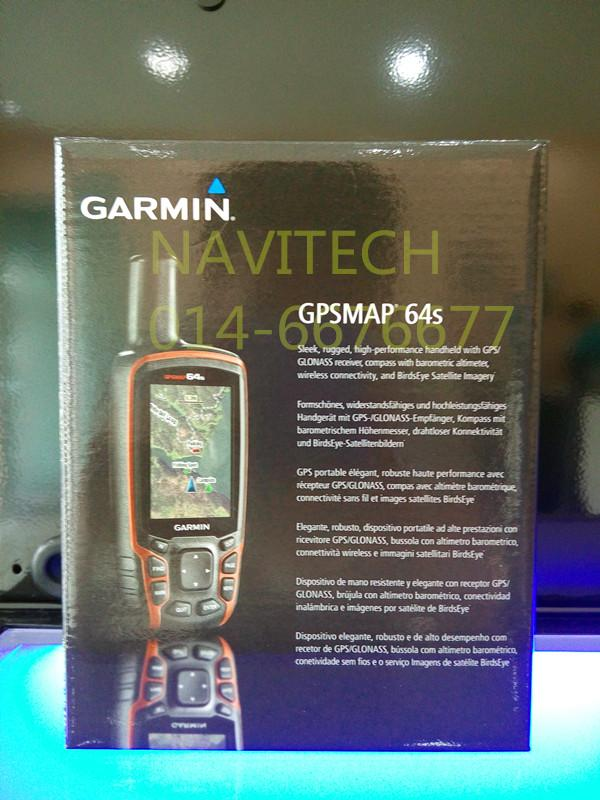 ~★Navitech★ Brand New GARMIN 64S GPS Glonass Wireless