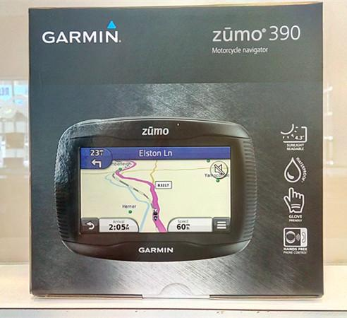 ~★Navitech★ Brand New Original GARMIN Zumo 390 for Bike