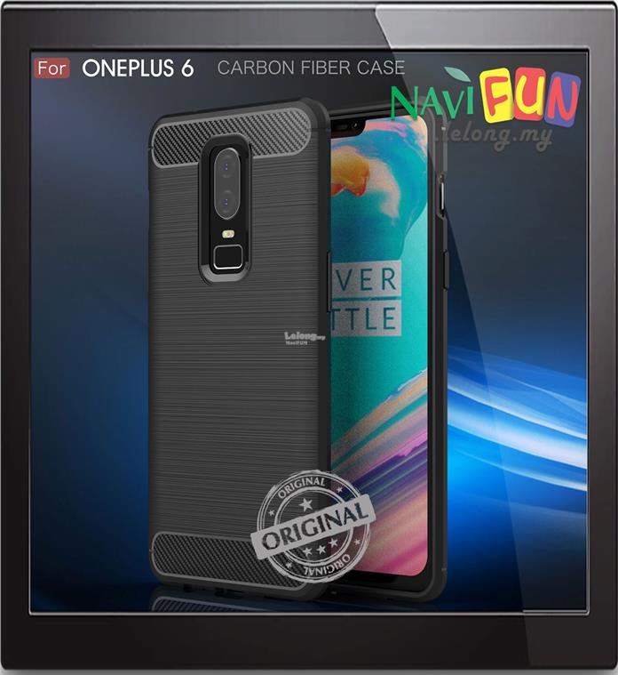 ★ OnePlus 6 / 1+6 / One Plus 6 2018 Rugged TPU Slim Armor Case