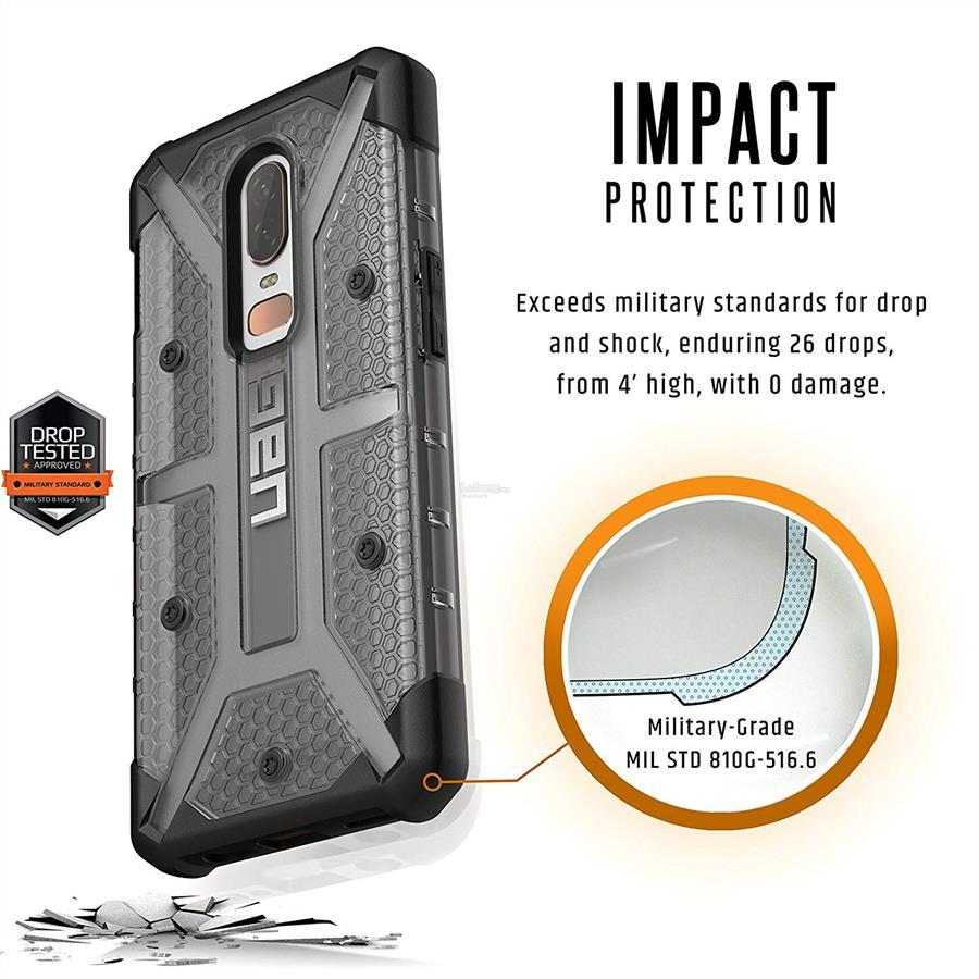 on sale 5eacc f7841 ★ [ORI] UrbanArmorGear UAG Plasma case OnePlus 6 1+6