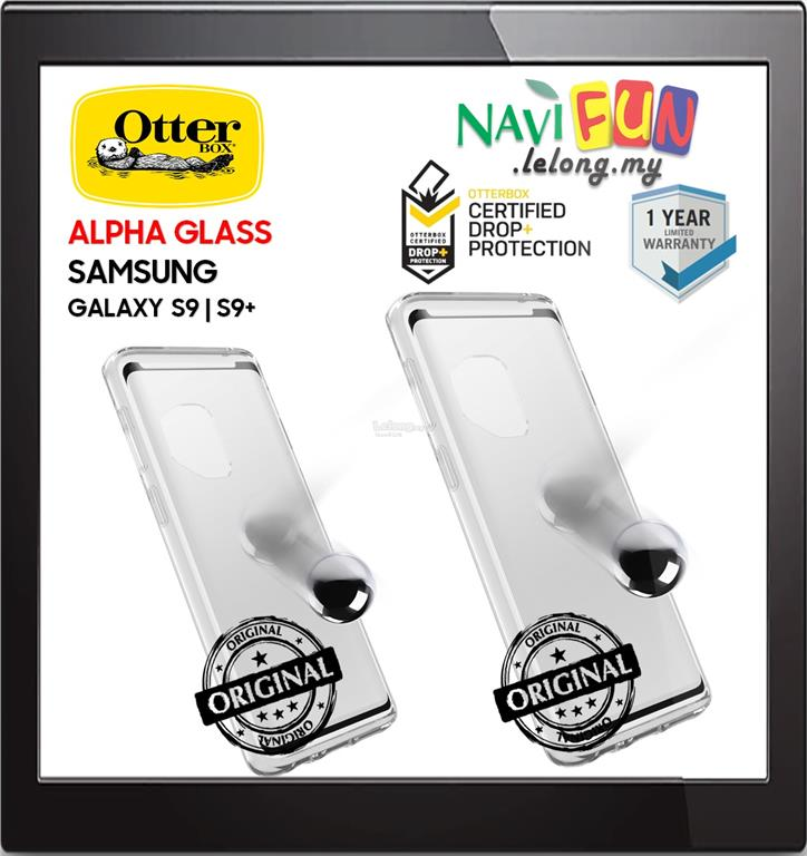 competitive price 0e51b 35199 ★ OtterBox 9H Alpha Glass Screen Protector Samsung S9 S9+ Plus