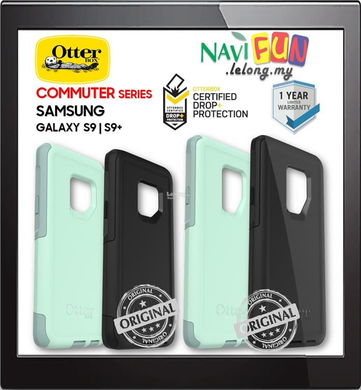 100% authentic 5cb3c 8121b ★ OtterBox Commuter Series Case Samsung GALAXY S9 S9+ Plus