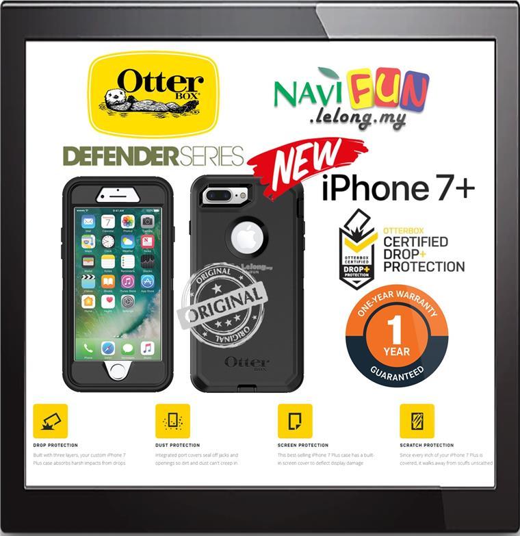 on sale ff6ee ee2c5 ★ OtterBox Defender Series case for Apple iPhone 7 / 8 Plus