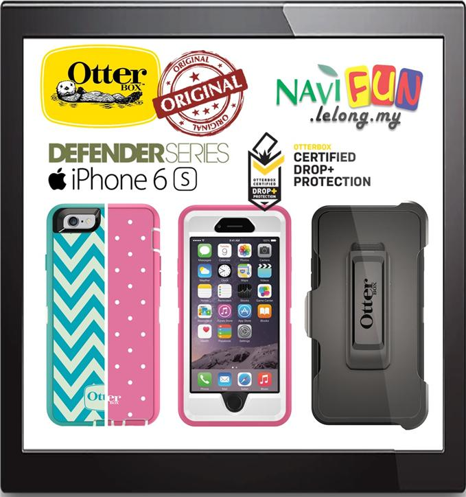 the best attitude e7bc8 4b49f ★ OtterBox DEFENDER SERIES CASE FOR IPHONE 6S