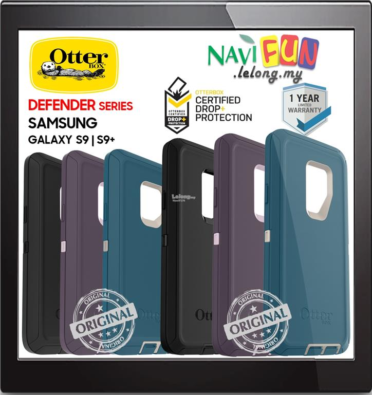 wholesale dealer ced90 27b26 ★ OtterBox Defender Series Case Samsung GALAXY S9 S9+ Plus